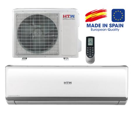 Oro kondicionierius/šilumos siurblys (oras-oras) HTWS035IX90 inverter (-22°C)