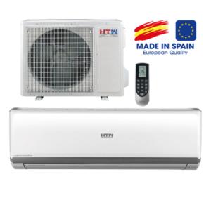 Oro kondicionierius/šilumos siurblys (oras-oras) HTWS071IX90 inverter (-22°C)