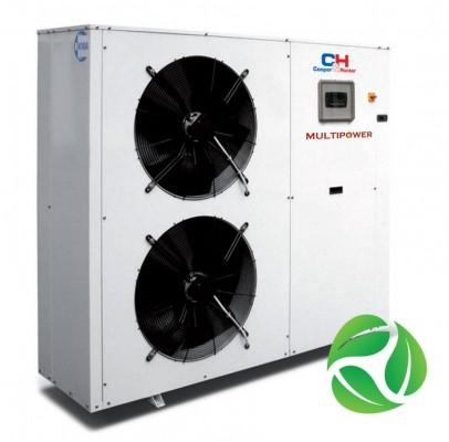 Pramoninis šilumos siurblys CH-MP358NM šildymui, vėsinimui ir karšto vandens ruošimui