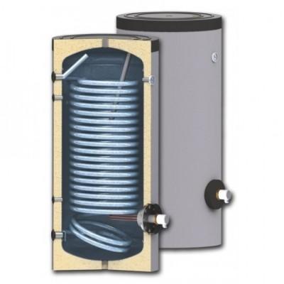 SWP N 200 vandens šildytuvas su vienu didelio ploto šilumokaičiu Sunsystem