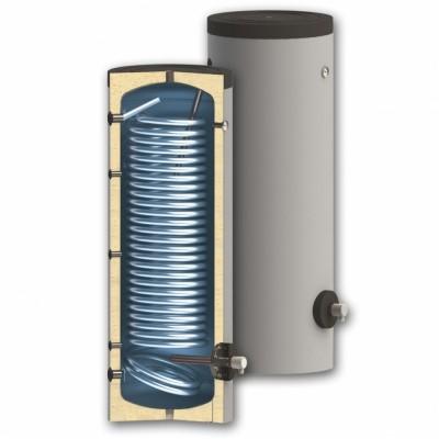 Tūrinis vandens šildytuvas SWP NL 300 su vienu didelio ploto šilumokaičiu