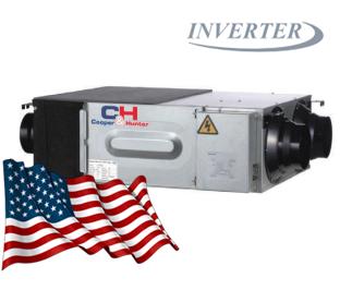 Cooper&Hunter rekuperatorius INVERTER CH-HRV15KDC