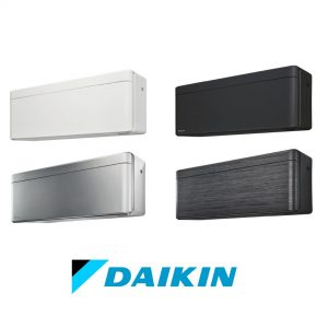 Daikin Stylish sieninis oro kondicionieriaus blokas CTXA15AW/BS/BT/BB iki 15m²