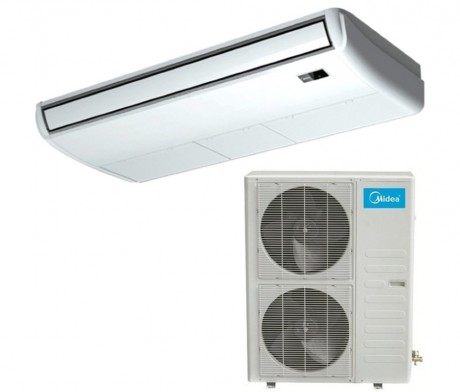 Palubinis/grindinis oro kondicionierius MIDEA Inverter MUE-55FNXD0/MOU-55FN8-RD0 (-15°C)