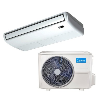 Palubinis/grindinis oro kondicionierius MIDEA Inverter MUE-36FNXD0/MOU-36FN-R (-15°C)
