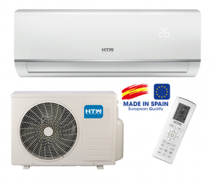 HTW oro kondicionierius/šilumos siurblys oras-oras ANTARCTIC HTWS071IX80SR32 inverter (-25°C)