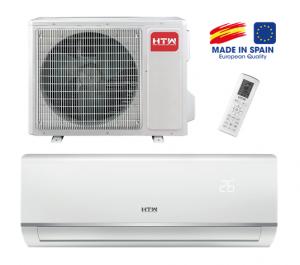 HTW oro kondicionierius/šilumos siurblys oras-oras HTWS035IX80SR32 inverter (-15°C)