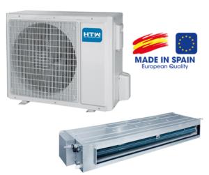 HTW kanalinis oro kondicionierius/šilumos siurblys oras-oras HTW-D-071L01R32 (-20°C)