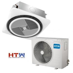 HTW kasetinis oro kondicionierius CIRCLE HTW-C9T3-120CIR TRIFAZIS
