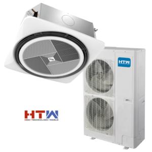HTW kasetinis oro kondicionierius CIRCLE HTW-C9T3-160CIR TRIFAZIS