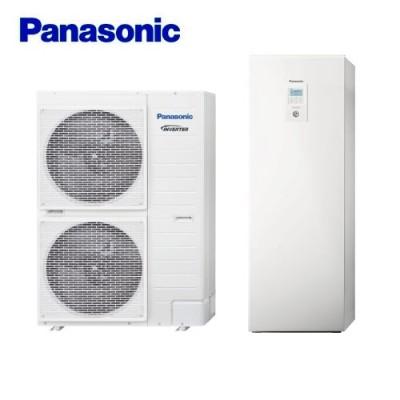 "Panasonic Aquarea T-CAP ""Bi-Bloc"" šilumos siurblys oras-vanduo KIT-AXC16HE8 (-28°C) trifazis"