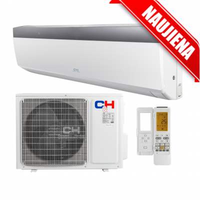 Cooper&Hunter oro kondicionierius/šilumos siurblys oras-oras ICY3 inverter CH-S09FTXTB2S-NG (-30°C)