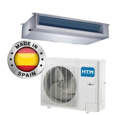 HTW kanalinis split tipo oro kondicionierius/šilumos siurblys HTW-D-090IX43R32