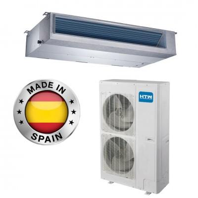HTW kanalinis split tipo oro kondicionierius/šilumos siurblys HTW-DT3-160IX43R32