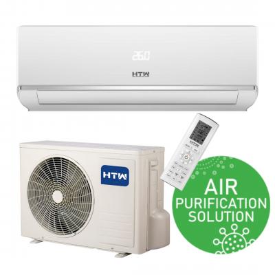 Oro kondicionierius/šilumos siurblys oras-oras HTWS035IX90SR32C-SION inverter (-15°C)