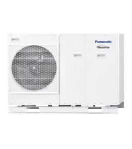 """Panasonic Aquarea """"Mono-Block"""" šilumos siurblys oras-vanduo WH-MDC05J3E5 (vienfazis)"""