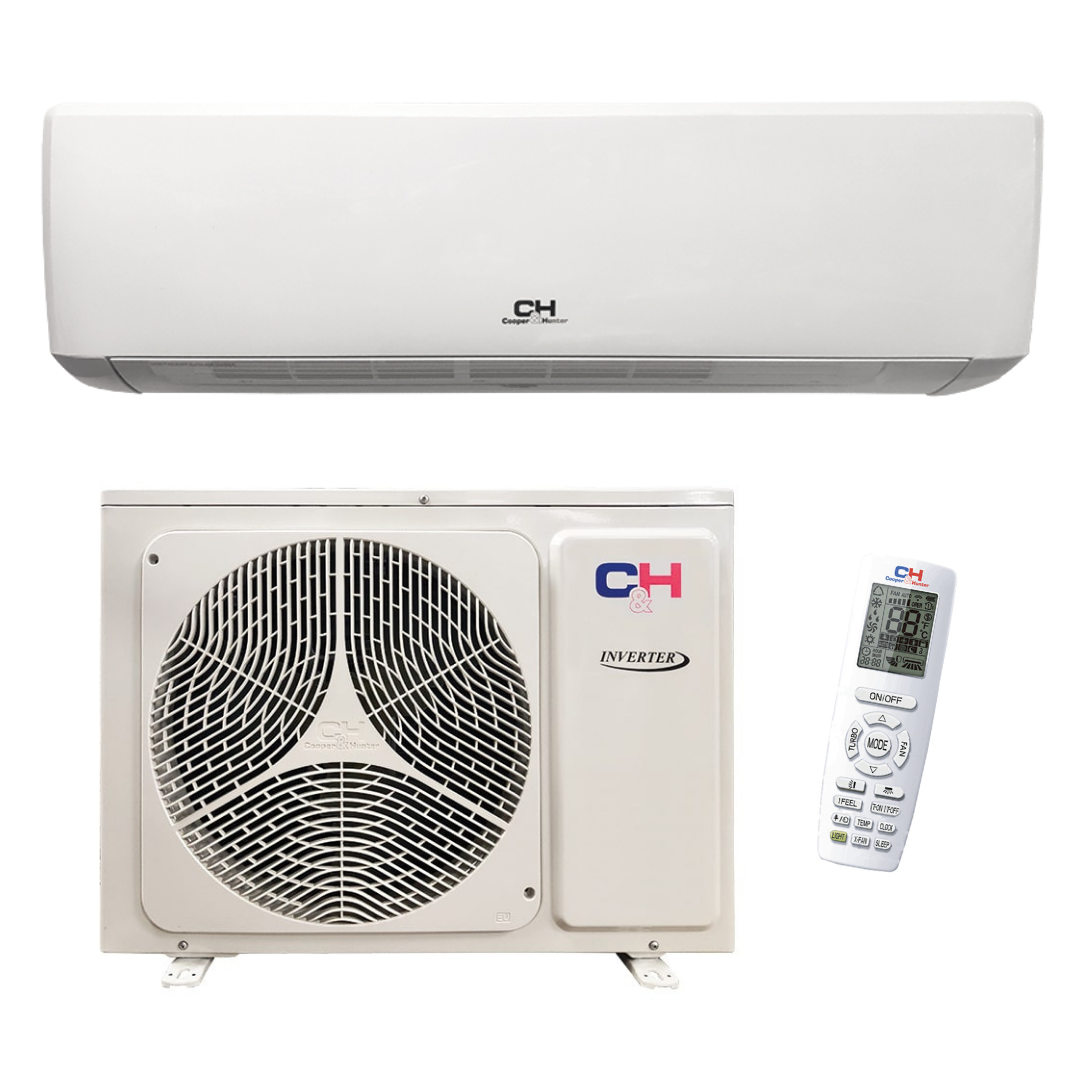 Cooper&Hunter VITAL inverter CH-S09FTXF-NG oro kondicionierius/šilumos siurblys oras-oras (-15°C)