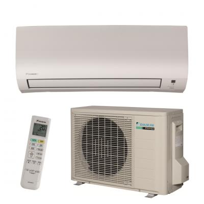 Oro kondicionierius/ šilumos siurblys (oras-oras) Daikin Comfora Split Inverter FTXP25M9/RXP25M (-15°C)