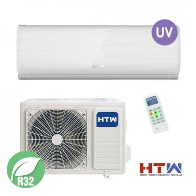 HTW oro kondicionierius/šilumos siurblys oras-oras PURE LIGHT UV HTWS035PLUV (-15ºC)