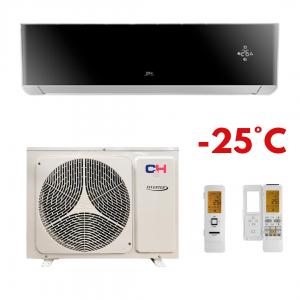 Oro kondicionierius/šilumos siurblys Cooper&Hunter SUPREME CONTINENTAL Inverter CH-S09FTXAL-BL (-25°C)