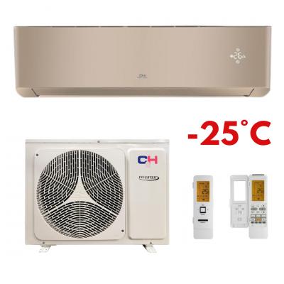 Oro kondicionierius/šilumos siurblys Cooper&Hunter SUPREME CONTINENTAL Inverter CH-S12FTXAL-GD (-25°C)