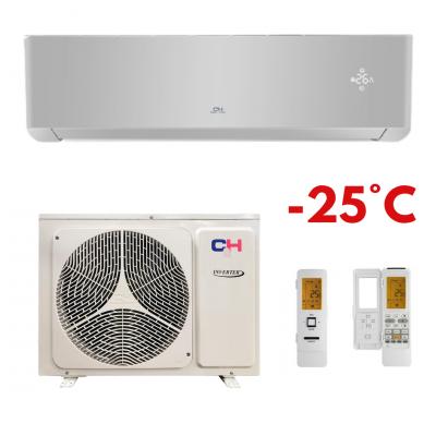 Oro kondicionierius/šilumos siurblys Cooper&Hunter SUPREME CONTINENTAL Inverter CH-S18FTXAL-SC (-25°C)